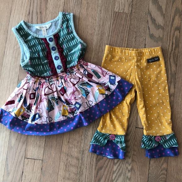 Matilda Jane 2-Piece Outfit